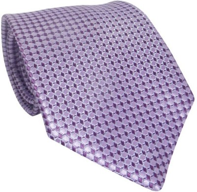 Espana Geometric Print Men's Tie