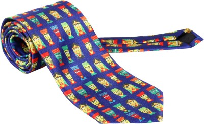 Mad(e) in India Printed Tie
