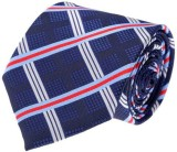 Pacific Gold Month Checkered Men's Tie