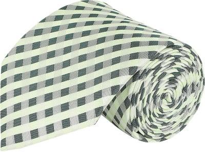 AttireArtist Fine Charm Self Design Men's Tie
