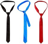 JBG Home Store Solid Tie (Pack of 3)