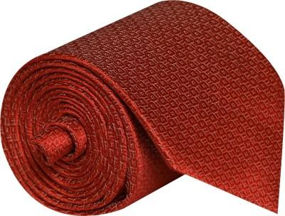 Posto Polka Print Tie