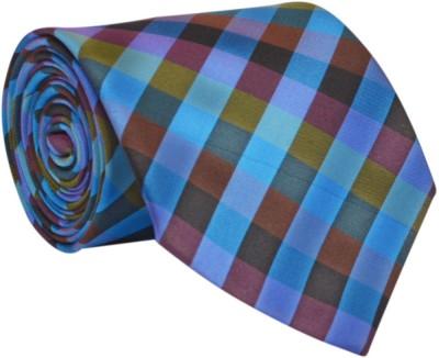 Calvadoss Checkered Tie