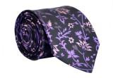 CooLife Floral Print Tie