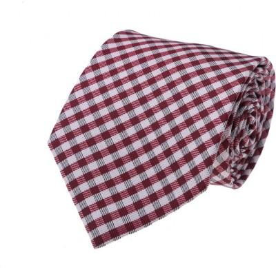 Calvadoss Checkered Men's Tie