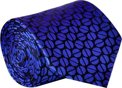 elite neckties Geometric Print Men,s Tie
