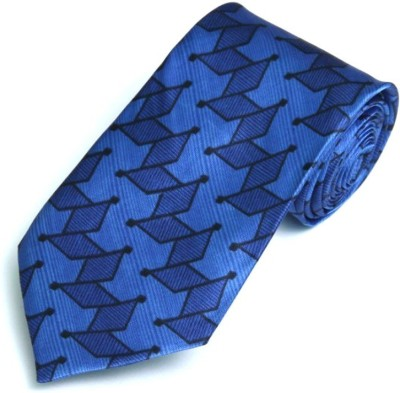 Civil Outfitters Graphic Print Tie
