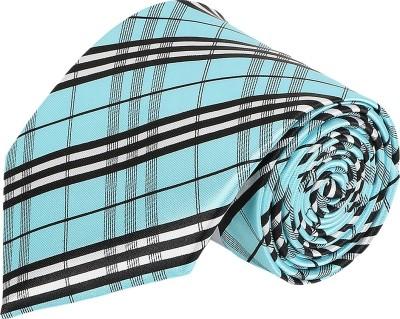AttireArtist Classy Grace Self Design Men's Tie