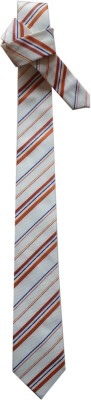LuksModa Striped Tie
