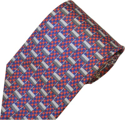 Sakshi International Premium Ties Printed Men's Tie