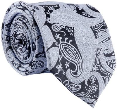 CAZZANO Floral Print Men's Tie