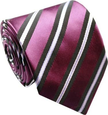 SilkandSatin Striped Tie