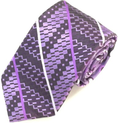 Sir Michele Applique Men's Tie
