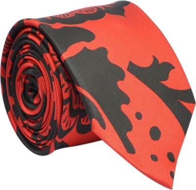 Calvadoss Floral Print Tie
