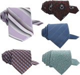 Orosilber Striped Tie (Pack of 5)