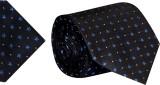 Posto Geometric Print Tie (Pack of 2)