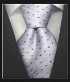 Speak Polka Print Men's Tie