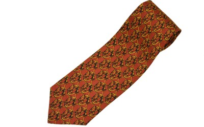 Sakshi International Premium Italian Silk Collection Printed Men's Tie