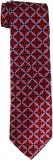 DnH Dnh Men'S Printed Normal Necktie Red...