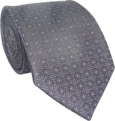 Espana Self Design Men's Tie