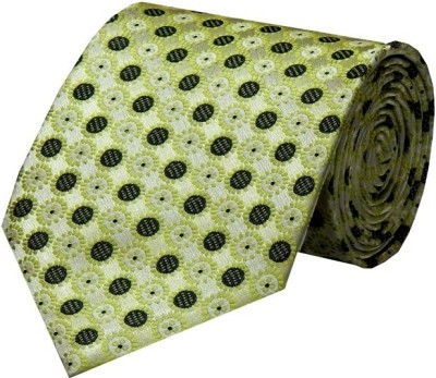 Navaksha Polka Print Men,s Tie