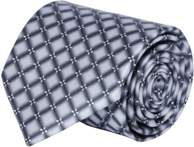 CorpWed Durable Built Embroidered Men's Tie