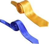 Stylenara Solid Tie (Pack of 2)