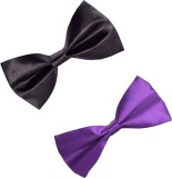 Modishera Solid Tie (Pack of 2)