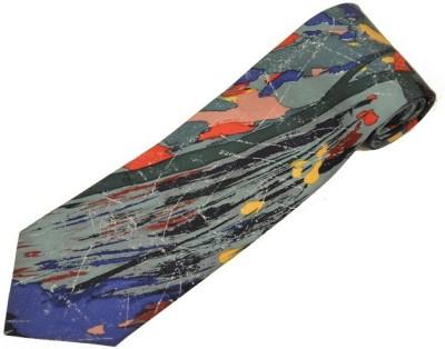 Sakshi International Premium Italian Silk Collection Printed Men,s Tie