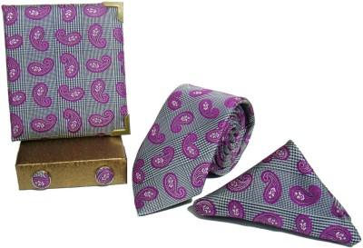 Tieshy Embroidered Men's Tie