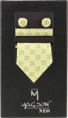 Magson Self Design Tie