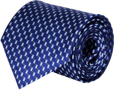 CorpWed Superior Quality Checkered Men's Tie