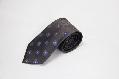The Vatican Checkered Tie