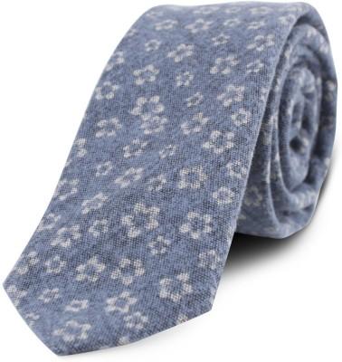 Dha1 Floral Print Tie