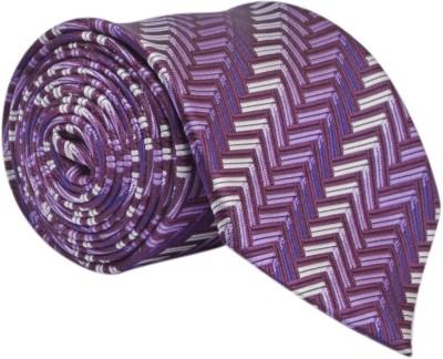 Espana Geometric Print Tie
