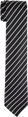 DnH Dnh Men,S Printed Normal Necktie Black B331 Printed Men's Tie