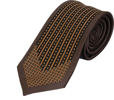 One Stop Fashion Striped Tie
