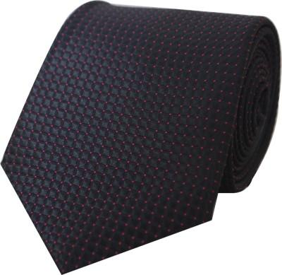 Paranoid Checkered Tie