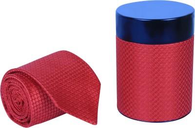 Clareo Geometric Print Tie