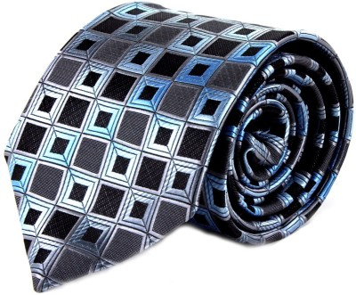 Dynamo Geometric Print Men's Tie
