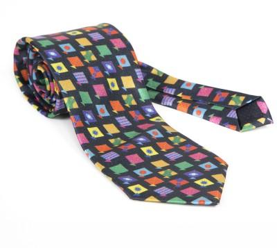 Mad(e) in India Printed Men's Tie