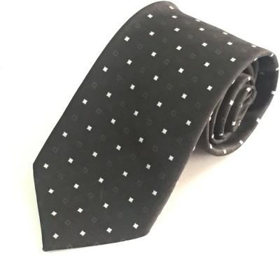 Sir Michele Geometric Print Men's Tie