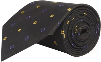 Civil Outfitters Embroidered Men's Tie