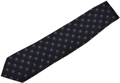 Sakshi International Checkered Men,s Tie