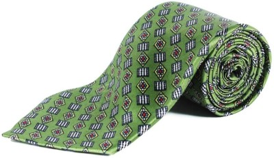 Carress Geometric Print Men's Tie