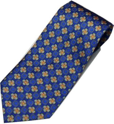 Sakshi International Floral Print Men's Tie