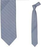 Vermello Striped Tie