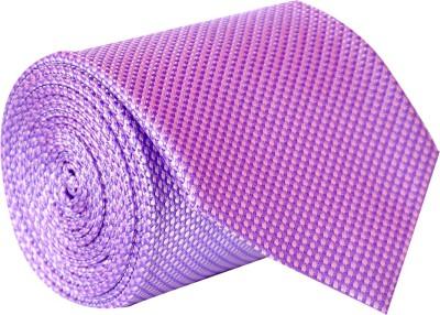 elite neckties Polka Print Men,s Tie