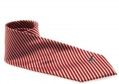 Arsenal F.C. Striped Men's Tie