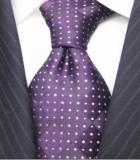 Speak Checkered Men's Tie